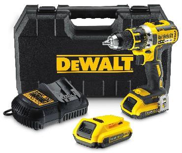 Akumulatorowa wiertarko-wkrętarka DeWalt DCD732D2 BRUSHLESS XR