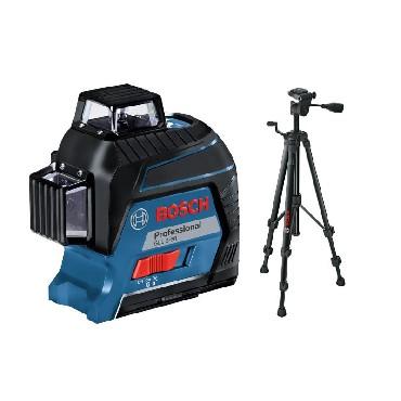Laser liniowy Bosch GLL 3-80 + BT 150