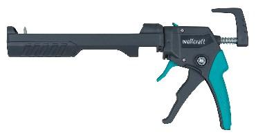 Mechaniczny pistolet-wyciskacz do tub Wolfcraft MG 610 STRONG
