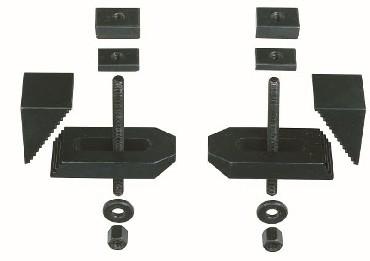 Zestaw zacisków Proxxon 2 krokowe bloki i zaciski do 20 mm