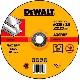 Tarcza ścierna DeWalt 230x3.0x22.2 METAL