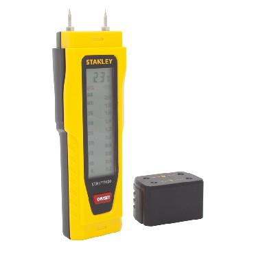Miernik do pomiaru wilgotności materiałów budowlanych Stanley Miernik do pomiaru wilgotności