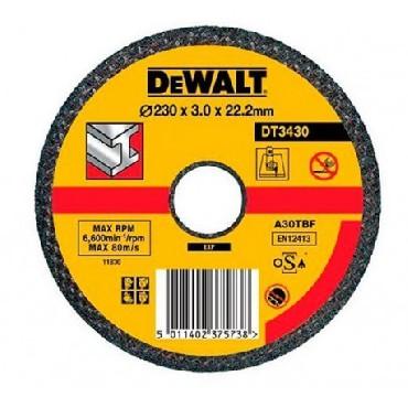 Tarcza ścierna DeWalt 230x22.2 METAL