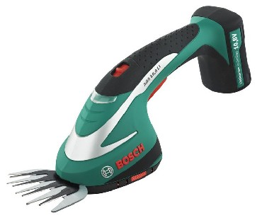 Akumulatorowe nożyce do trawy Bosch AGS 10.8 Li