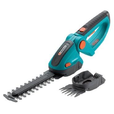 Akumulatorowe nożyce do trawy Gardena Comfort nożyce do cięcia krzewów i brzegów trawnika 8897-20