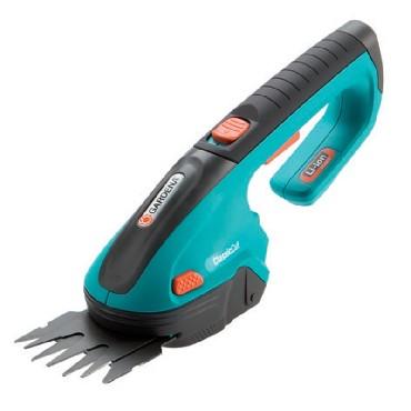 Akumulatorowe nożyce do trawy Gardena do przycinania brzegów trawnika 8885-20