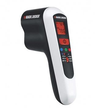 Laserowy miernik temperatury Black&Decker TLD100