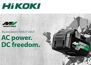 Akumulatory Multi Volt od Hikoki