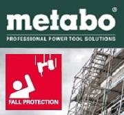 Zabezpieczenia do narzędzi Metabo